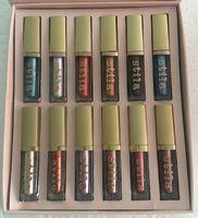 12 шт. / Комплект STILA Eye для Elegance Makeup Limited Edition Жидкие тени для теней для век Косметика