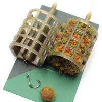 Fishing Accessories 1 PCS Bait Carp Method Feeder Tool Pellet Cage For Lure