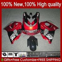 Bodywork For SUZUKI GSXR Metal red blk 600CC 750 600 CC SRAD 1996 1997 1998 1999 2000 Body 22No.120 GSXR750 GSXR600 750CC 96 97 98 99 00 GSXR-600 GSX-R750 96-00 Fairing Kit