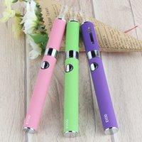 MOQ 5Pcs MT3 EVOD Starter Blister Kit E Cigarette 650 900 1100 mAh Rechargeable Vape Pen Battery With USB Charger