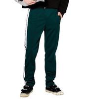2020 birçok renk erkek eşofman loungewear erkekler palm track lüks ter melekler spor giyim