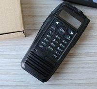 Walkie Talkie Housing Repair Repair Front Case Kit para Motorola XPR6550 Duas Way Radio