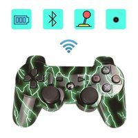 Game Controllers & Joysticks Mutil-colored Wireless Bluetooth Gamepad For Ps3 Pro Controller Dualshock Joystick Plastation3 Consoles
