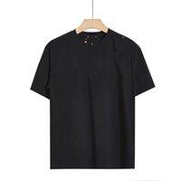 T-shirt de la lettre de la motivation pour hommes designeur T-shirt Flash T-shirt T-shirt à manches courtes pour hommes et femmes Luxury2021 ###