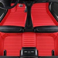 Auto-Fußbodenmatte für BMW 1-Serie E81 E87 F20 F21Converband E88 Coupe E82 118I 120I 125i 128i Matten Teppiche