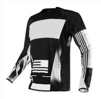 Vitesse de la moto hors route Vélo de montagne Vêtements Vestes Veste à manches longues Racing Hommes Racing T-shirt à séchage rapide Personnalisation