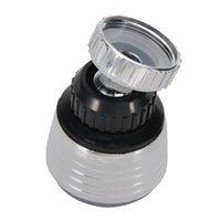 360도 회전식 회전 꼭지 노즐 안티 스플래쉬 워터 필터 어댑터 샤워 헤드 버블 러 카드 욕실 용 탭 주방 도구 159 S2