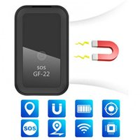 GF22 Strong Magnetic Mini GPS Car Tracker Anti-lost Alarm Real-time Vehicle Tracking Locator Device for Family Members Cars Trucks
