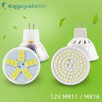 Ampoules = (k) = LED MR16 12V MR11 Ampoule Lampe Spotlight 80leds DC 10-30V Spot Lumière 6W Lampara Chaud Blanc chaud Bombille froide