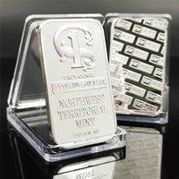 Artesanía de arte artesanía león carruaje diosa asiento conmemorativo moneda plaza plateado scottsdale alto valor coleccionables