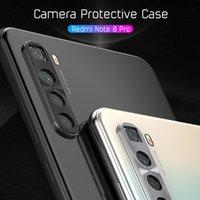 Redmi Note8Pro Case For Xiaomi Redmi Note 8 Note8 Pro 8Pro Back Lens Protection Ring Mobile Phone Accessories xiomi xaomi Cover