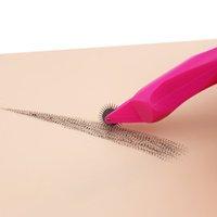 7mm / 10mm 5 pçs / sets caneta microblading descartável com agulhas de rolo Ferramentas de caneta de tatuagem artesanal para maquiagem de tatuagem permanente de sobrancelha