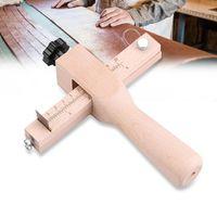 Topincn تعديل الجلود حزام القاطع قطاع الجلود الشريط حزام diy اليد قطع خشبية حزام سكين أدوات جلدية مع 5 شفرات