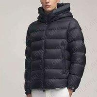 21FW Mens Jackets Parkas 지퍼 파카 다운 코트 윈드 브레이커 따뜻한 재킷 패션 두꺼운 자켓 코트