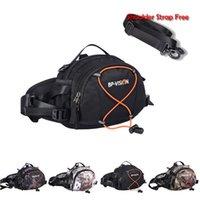 Outdoor Bags Sports Waist Bag Hiking Climbing Sling Pack Waterproof Nylon Cycling Running Mountain For Men&women Camo Phone Case