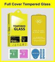 9H Anti-scratch Premium Screen Protector For iPhone 7 6 8 Plus XR XS 12 13 Mini Pro Max 11 9D Full Coverage Tempered Glass