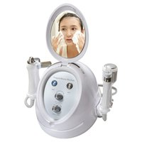 5 IN 1 Ultrasonic Facial Hydrafacial Microdermabrasion Vacuum Spray LED Photon Facial Mask Anti Aging Machine