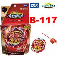 Envío gratis Listo Stock Original Takara Tomy Beyblade Burst B-117 Starter Revive Phoenix.10.fr para juguetes para niños 210304