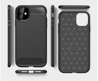 Carbon Fiber Phone Cases For iPhone 13 11 12 Pro Mini X Xr Xs Max 6 6S 7 8 Plus Cover ForSamsung S21 S20 Ultra S10 S9 S8 Note 20 1