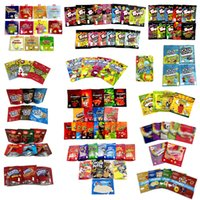Vuoto Edibles Packaging Bag Candy Gummy Cookie Cookie Cereale Bar Aid Protezione Medy Medy Cubetti Infused Gummies Chips Chips Modible Mylar Bags Medible Imballaggio