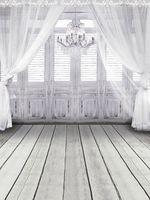 الداخلية الباب الستار الثريا الفينيل التصوير الخلفيات الطابق خشبي المشارب صور بوث خلفيات الزفاف للأطفال استوديو الدعامة
