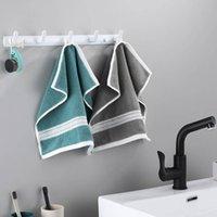 Porte-serviettes Porte-porte durable Crochet de porte d'aluminium Home Home Home Vêtements Hange Sacs Porte-clés Cuisine Cuisine Salle de bain Salle de douche Cintre