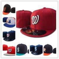 أعلى بيع 2021 الرجال البحارة s إلكتروني البيسبول المجهزة قبعات gorras للرجال النساء أزياء الهيب هوب العظام العلامة التجارية قبعة الصيف الشمس casquette snapback القبعات hh