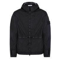 CPC Breinture Cyberpunk Hommes Jacket Casual Sweat-shirt Nylon Jacket Topstoney Coat Mode Hip Hop Streetwear Taille M-XXL