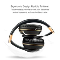 Wireless Headphones Sport Bluetooth 5.0 Earphone Foldable Phone Earbuds Headset With Mic Support TF Card For iPhone Xiaomi