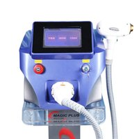 Profesional Alma Soprano Ice Platinum Soprano Soprano Hielo Laser 755 1064 808nm Eliminación de diodos de depilación láser para todo tipo de color de piel