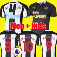 Camisolas de futebol de Leeds United 21 22 T ROBERTS HARRISON HERNANDEZ COSTA BAMFORD ALIOSKI CLARKE 2021 2022 fãs versão jogador uniformes masculino kit infantil