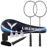 badminton raketi siyah beyaz raket
