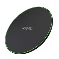 10W,15W Fast Wireless Charger For iPhone 11 Pro XS Max XR X 8 Plus USB Qi Charging Pad for Samsung S10 S9 S8 S7 Edge Note 10 with Retail Box