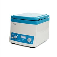 80-2B TableTop مختبر PRP الطرد المركزي آلة الطرد المركزي منخفض السرعة للاستخدام مع 12 × 20ML الدوار