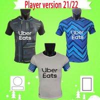 플레이어 버전 21 22 Olympique De Marseille Soccer Jerseys 2021 2022 Om Milik Maillot Gerson Benedetto Kamara 축구 셔츠 Thauvin Payet Goalkeeper Guendouzi
