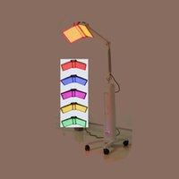 Machine de rajeunissement de la peau de photons professionnel PDT LED Thérapie de lumière Rouge Couleur Couleur Pigmentation Matériel de traitement