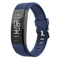 C11 Smart Armband Herzfrequenzmonitor Fitness Tracker Smart Uhr Anti Lost Fitness Tracker Wasserdichte Smart Armbanduhr für iPhone Android