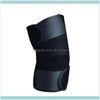 Elbow Safety Athletic As Sports Outdoorselbow & Knee Pads 1Pc Arm Sleeve Support Adjustable Pad Protector Er Guard Strap Brace Outdoor Sport