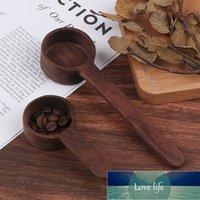 S / L Houten Meetlepel Set Keuken Lepels Tea Coffee Scoop Sugar Spice Meethulpmiddelen voor het koken