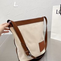 Luo Yiwei Bolsa de lona Bolsa Messenger Bag Small Fresh Fresh Style