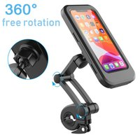 Mobile Accessories holders Bicycle Motorcycle Cell Phone Water Proof Bike Mount Case