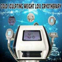 Dazzles Health CE Сертификация CE 360 градусов Криотерапия LiPo Cryo Cryo Cryo Cryo Cryo Cryo Salin Salon Оборудование для формования машины