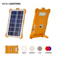 Portable Lanterns Camping Lantern Led Lighting With Rechargeable Battery Solar Panel Power Bank For Phone Warning Lamp SOS Outdoor