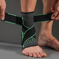 1 PCS Protective Football Ankle Support Basketball AnkleBrace Compression Nylon Strap Belt Ankles Protector