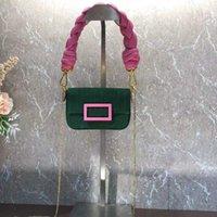 Luxurys Bags Designer Tote Bag Branded crossbody Shoulder_bag Handbag Nano uette Flap Chain Vertigo Embroidery Letter Braided Leather Handl