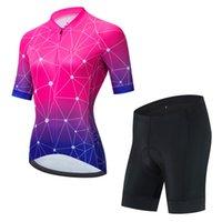 Ciclismo Jersey define roupas de bicicleta de corrida de roupas de bicicleta
