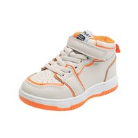 Children Athletic Kids Shoes Girls Boys Sneakers Autumn Winter Childrens Footwear Casual Skateboarding Running Sports Shoe Help Boots B8557