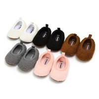First Walkers Autumn Baby Girls Shoes Infant Toddler Princess Solid Prewalkers Crib Babe Born Spring