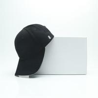 Gorra de la calle Gorra de béisbol de la moda para hombre mujer gorra sombrero 4 color beanie casquette sombreros ajustables de calidad superior