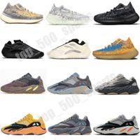 700 V2 V3 KANYE WEST HOMMES CHEVRES CHEVRES ALVAH AZAEL 3M 380 MISTRY HOMMES Femmes Sneakers EUR 36-46